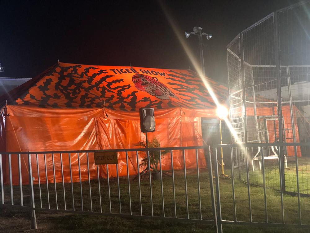 union-county-fair-tiger-tent