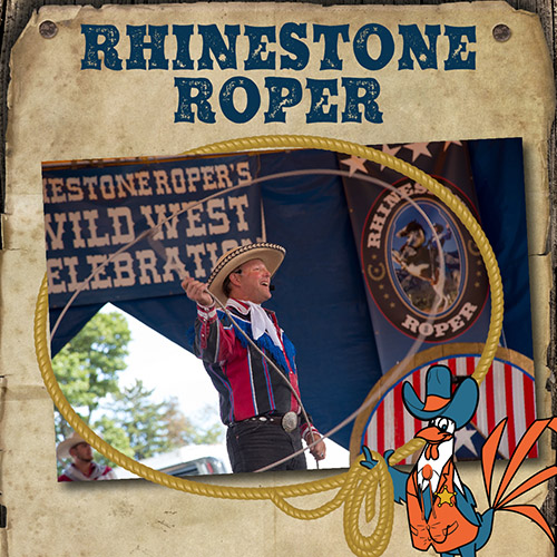 UNIO-19006CR-Social Media FB Squares-Rhinestone Roper